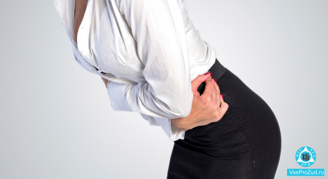 Как устранить зуд половых органов у женщин